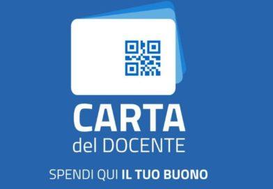 Carta del Docente 2017-2018 | Guida alla richiesta e utilizzo del BONUS DOCENTI